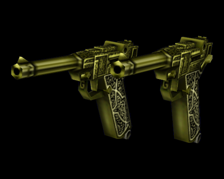 Image of Gold Lugers