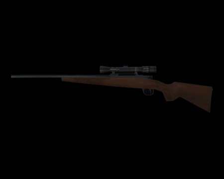Image of MR7 Sniper Rifle