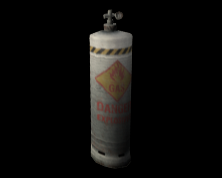 Image of Gas Bottle