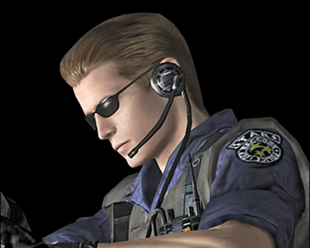 Image of Albert Wesker