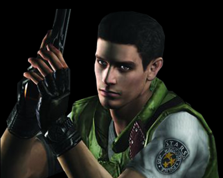 Image of Chris Redfield