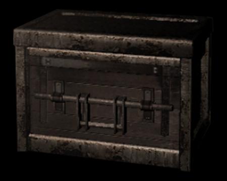Item Box (Resident Evil Remake) | Evil Resource