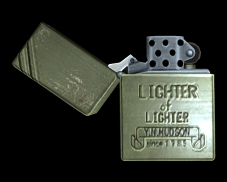 Lighter Resident Evil Remake Evil Resource