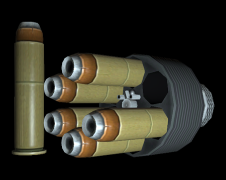 Image of Magnum Rounds