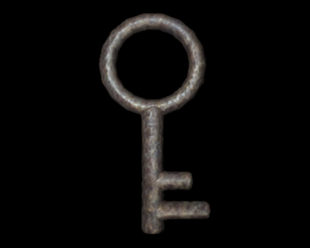 Image of Old Key