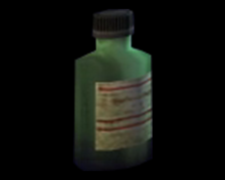 Image of Chemical Bottle (Solvent)