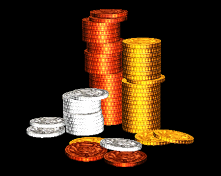 Image of Bundle of Coins