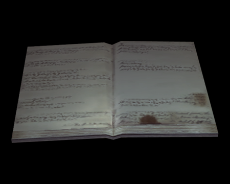 Image of Communication Officer's Journal
