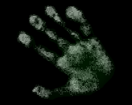 Image of Handprint