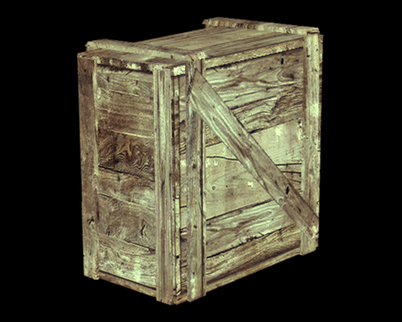 Image of Wooden Crate