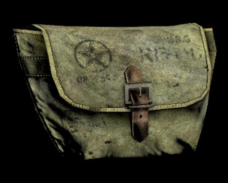 Expansion Bag (Barry) (Resident Evil Revelations 2) | Evil Resource