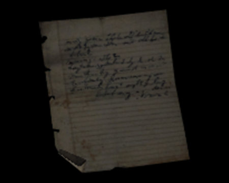 Image of Mine Worker's Diary 1