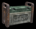 Image of Empty Battery