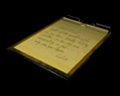 Image of Brad's Note