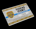Image of Parking Garage Key Card