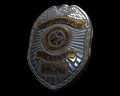 Image of S.T.A.R.S. Badge