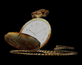 Image of Brass Pocket Watch