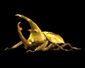 Image of Beetle (Gold)