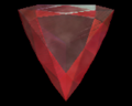 Image of Ruby (Trilliant)