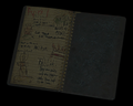 Image of Lucas' Journal