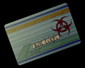 Image of Biohazard Card