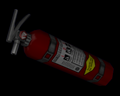 Image of Empty Extinguisher