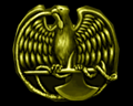 Image of Hawk Emblem