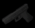 Image of Modified Glock 17