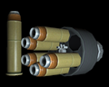 Image of Magnum Rounds (1×6)
