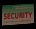 Image of Security Room Card Key