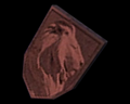 Image of Lion Emblem (Red)