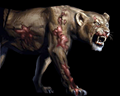 Image of 1 × Zombie Lioness