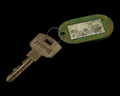 Image of Back Gate Key