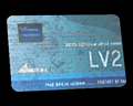Image of Security Card Level 2