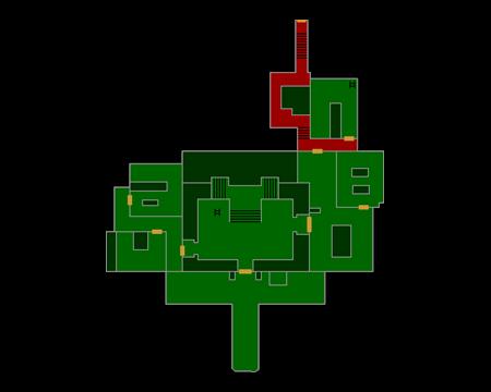 Boiler Room - Training Facility 1F (Resident Evil Zero)   Evil Resource