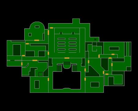 Maps (Resident Evil Zero) | Evil Resource